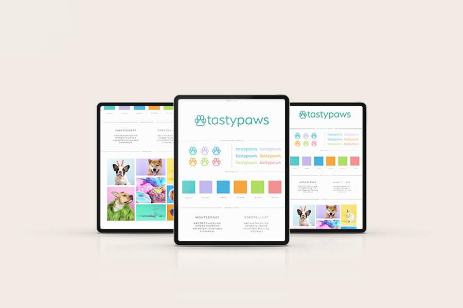 tastypaws-branding-portfolio